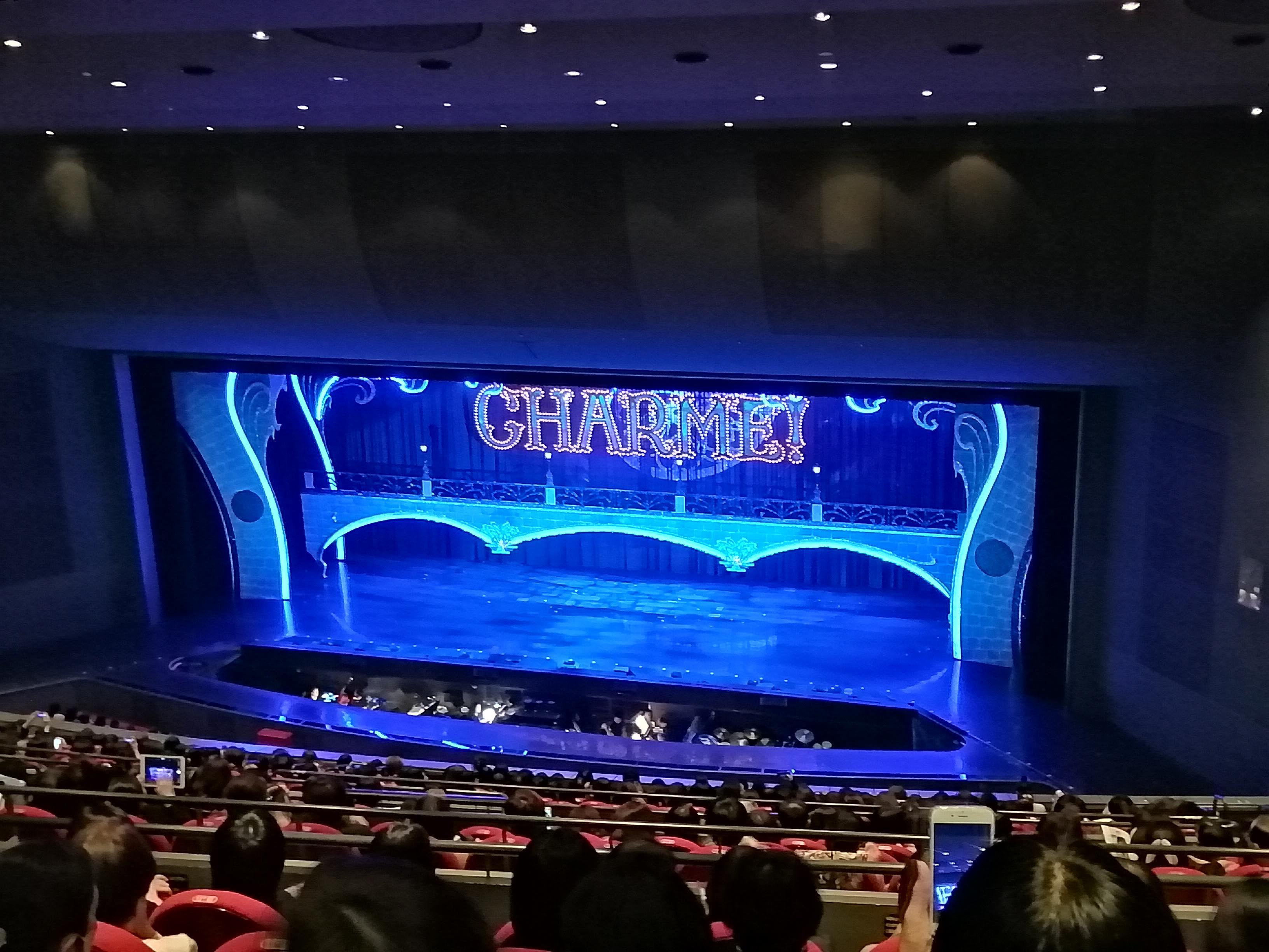 『A Fairy Tale-青い薔薇の精-』『シャルム!』を観てきました。