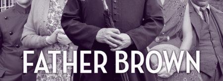 『ブラウン神父』シリーズを楽しんでいます。